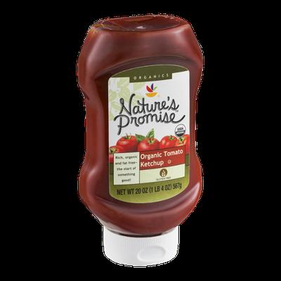 Nature's Promise Organics Organic Tomato Ketchup
