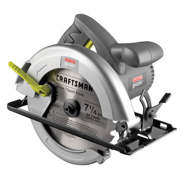 Craftsman 18780 Evolv 12 amp Corded 7 1/4-in Circular Saw