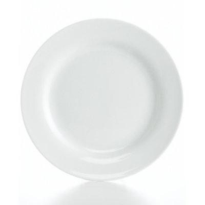 The Cellar Whiteware Rim Salad Plate