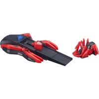 Marvel Ultimate Spider-Man Spider Wars Speedfire Launcher (Red)