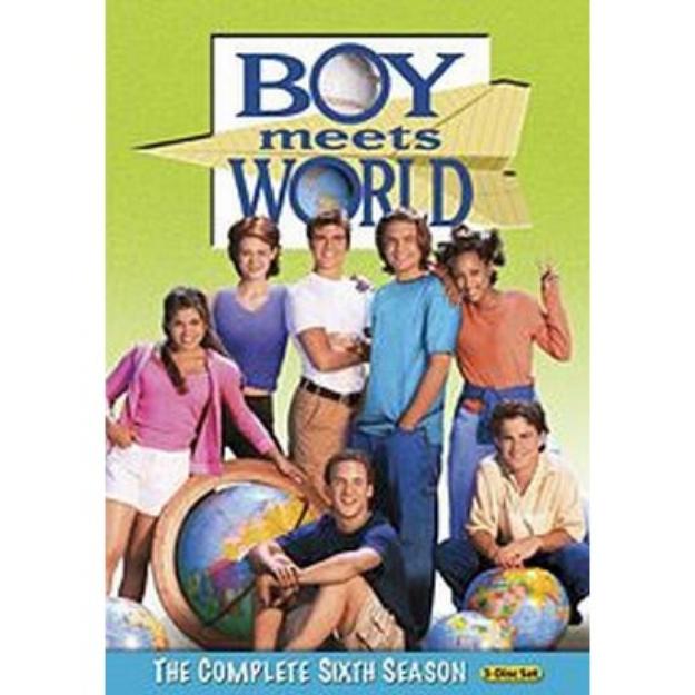 Boy Meets World: The Complete Sixth Season (3 Discs)