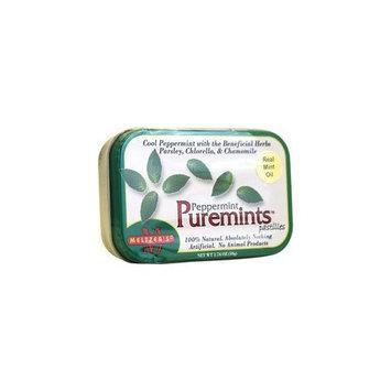 Meltzer's Mints Meltzer's Puremints Peppermint -- 1.76 oz