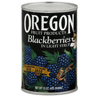 Oregon Fruit Products Blackberries In Light Syrup