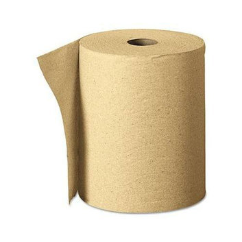 Envision Georgia Pacific 262 Natural Nonperforated Roll Paper Towels