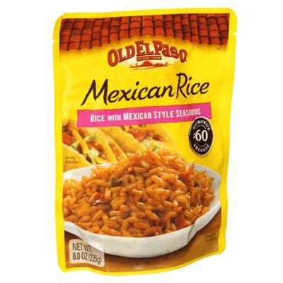 Old El Paso Mexican Rice