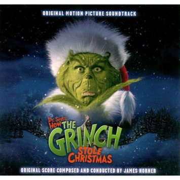 Interscope Records James Horner ~ Grinch [Original Soundtrack] (used)