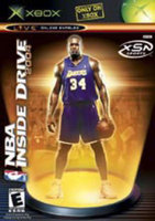 High Voltage Software NBA Inside Drive 2004
