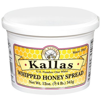 Kallas: Whipped Honey Spread, 12 Oz