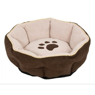 PETMATE BEDS Aspen Pet Sculptured Round Bed (18