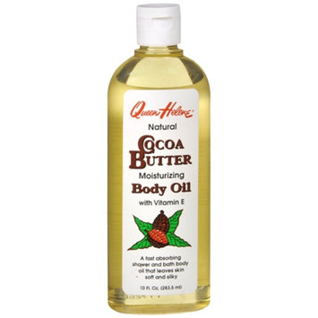 Queen Helene Natural Cocoa Butter Moisturizing Body Oil with Vitamin E