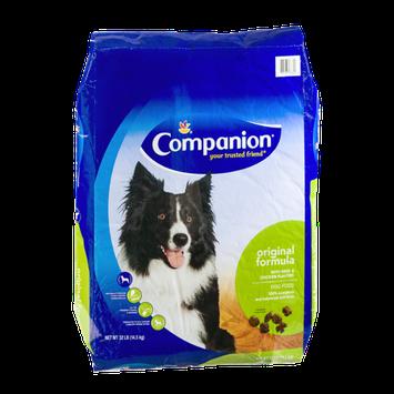 Companion Original Formula Dog Food With Beef & Chicken Flavors