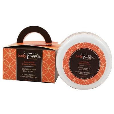 Upper Canada Soap   Candle Upper Canada Soap & Candle Body Truffles Seventh Heaven Body Souffle, Cocoa Mango, 6-Ounce Tubs (Pack of 2)
