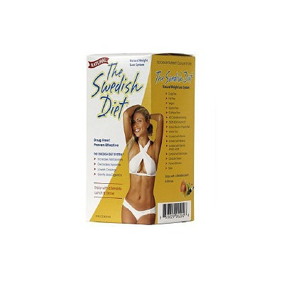 The Swedish Diet Natural Weight Loss System