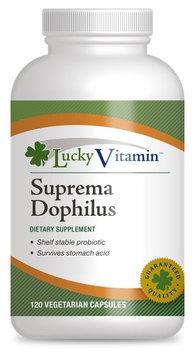 LuckyVitamin - Suprema-Dophilus - 120 Vegetarian Capsules