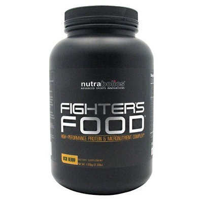 Nutrabolics Fighters Food Acai Berry 2.38-Pound