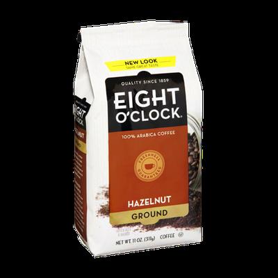 Eight O'Clock Hazelnut Medium Roast Ground Coffee
