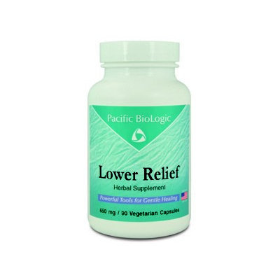 Pacific Biologic Lower Relief 650 mg 90 vcaps