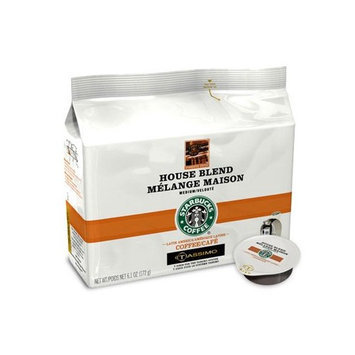 Gevalia Starbucks House Blend Melange Maison, Medium