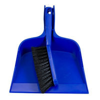 QUICKIE MFG 402 Dust Pan & Brush Case of 6