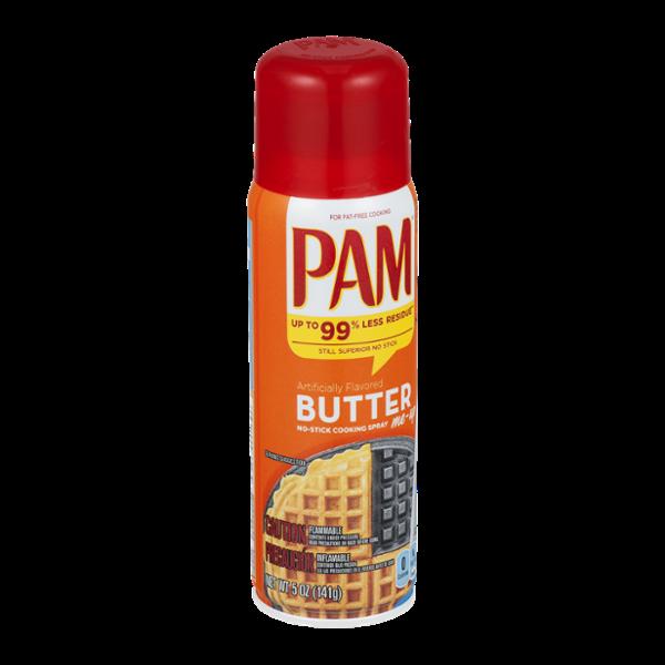Pam No-Stick Cooking Spray Butter