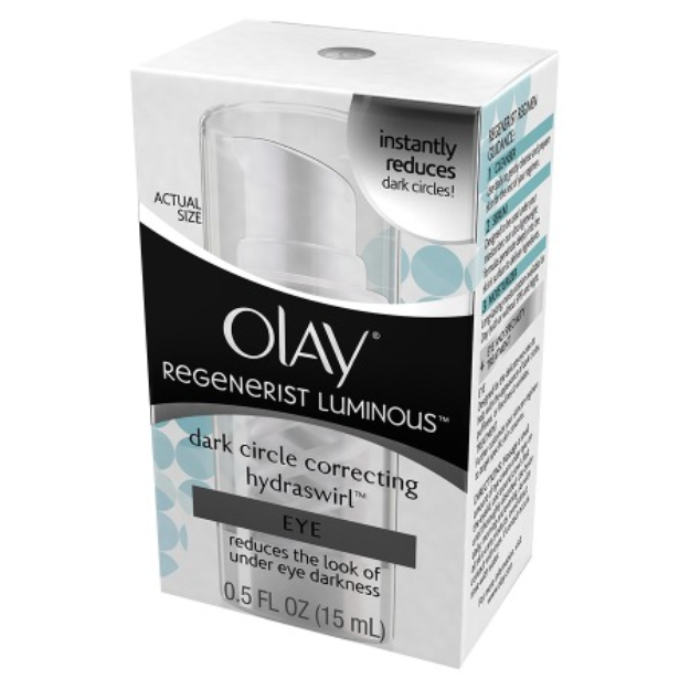 Olay Regenerist Luminous Dark Circle Correcting Hydraswirl Eye Cream -