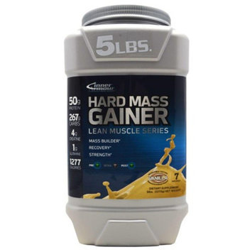 Inner Armour - Hard Mass Gainer Vanilla Cream - 5 lbs.