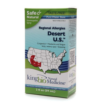 Natural Medicine by King Bio Formula 2: Desert U.S.