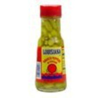 Louisiana Gourmet Ent. Louisiana Tobasco Peppers in Vinegar 6oz, Pack of 3
