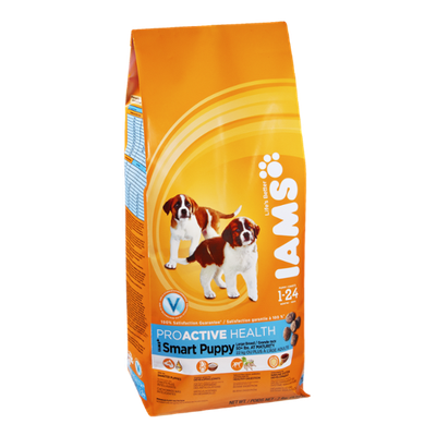Iams Proactive Health Smart Puppy Large Breed Dog Food