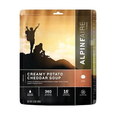 AlpineAire Foods Creamy Potato Cheddar Soup - 2 Servings