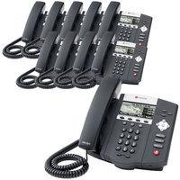 Polycom 2200-12450-025-10 SoundPoint IP 450 3-Line IP Phone POE