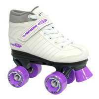 Roller Derby Girl's  Venom Speed Quad Skate - Lavender/ White (1)