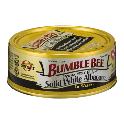 Bumble Bee Prime Filet Solid White Albacore in Water