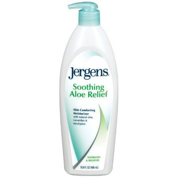 JERGENS® Soothing Aloe Relief Skin Comforting Moisturizer