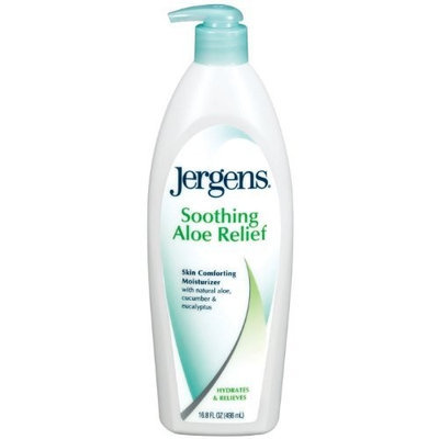 Jergens® Jergens Soothing Aloe Lotion, 16.8 Ounce