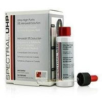 DS Laboratories Spectral UHP Ultra High Purity 5% Minoxidil Solution - One Month Supply For Men 60ml/2oz