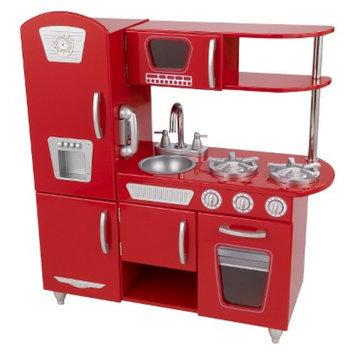 Kidkraft KidKraft Red Retro Vintage Kitchen - 1 ct.