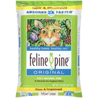 Feline Pine Natural Cat Litter