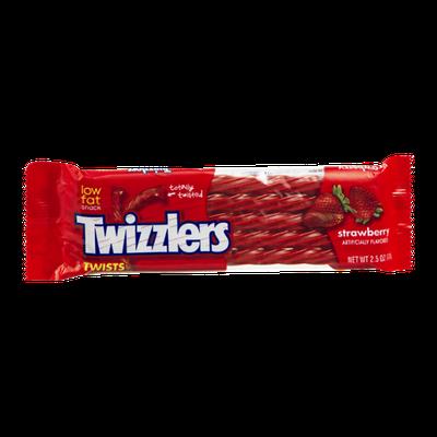 Twizzlers Twists Strawberry