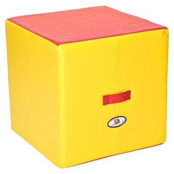 Foam Heads foamnasium Blocks - Red/Yellow (Large)
