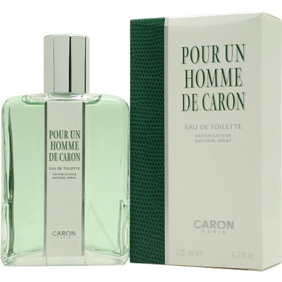 Caron Pour Homme Eau de Toilette Spray for Men