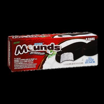 Good Humor Mounds Bar 6 ct