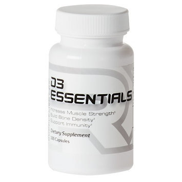 Supplement Rx D3 Essentials, 100 Capsules