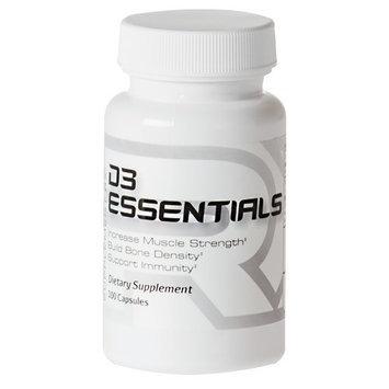Supplement Rx D3 Essentials, 100 Capsules