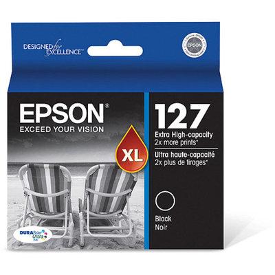Epson DuraBrite Xtreme High Capacity Single Ink Catridge - Black