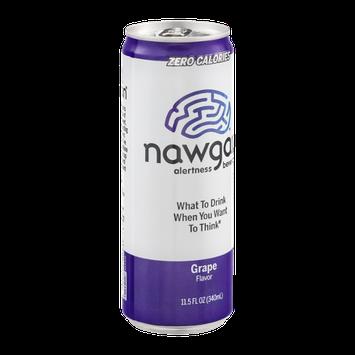 Nawgan Alertness Beverage Grape