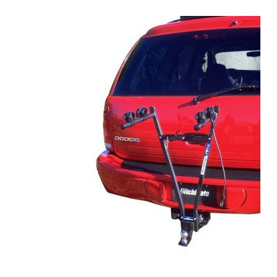 Heininger Advantage V-Rack 2-Bike Carrier - Black