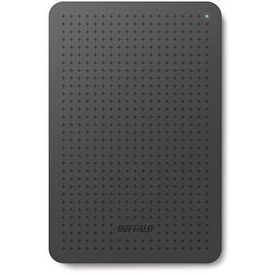 Buffalo Americas RU2275B MiniStation 500 GB USB 3.0 Portable Hard Drive