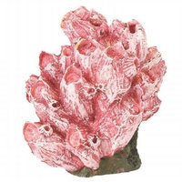Pure Aquatic - Design Elements Barnacle Cluster- Pink/red 4.5x3.4x4.7 In