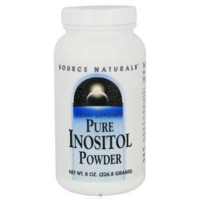 Source Naturals Inositol Powder, 8 Ounce